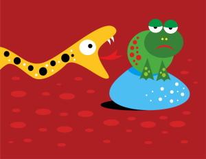 snakeeatsfrog