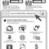 Infographic: Client Portal for a Law Office