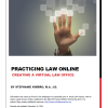 Practicing Law Online Ebook